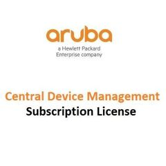 Aruba Central Device Management Subscription for 1 Year