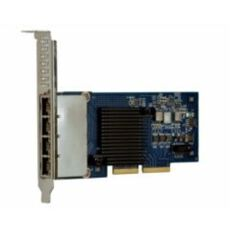 ThinkSystem Intel I350-T4 PCIe 1Gb 4-Port RJ45 Ethernet Adapter