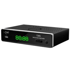Decoder Digitale Terrestre HD, DVBT2, HEVC, 10 BIT, TELECOMANDO 2 in 1
