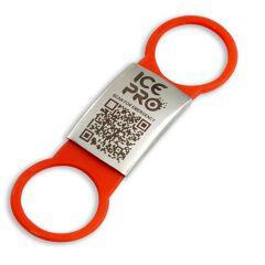 ICEPRO - Placca da collare con QR Code identificativo