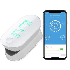 IHEALTH - Pulsossimetro Bluetooth con App