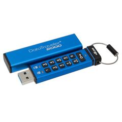 4GB KEYPAD USB 3.0 DT2000 256BIT