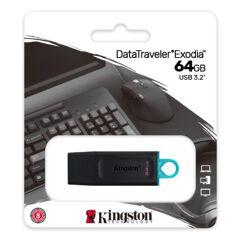 64GB USB3.2 DataTraveler Exodia