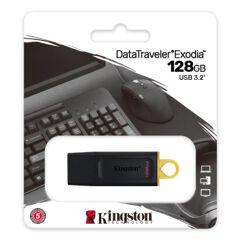 128GB USB3.2 Gen1 DataTraveler Exodia