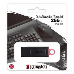256GB USB3.2 Gen1 DataTraveler Exodia