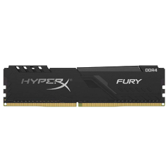 16GB 3000 DDR4 CL15 DIMM FURY BK