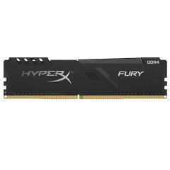 16GB 3200 DDR4 CL16 DIMM FURY BK