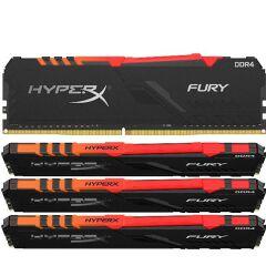 32GB 3466MHZ DDR4 DIMM FURY RGB