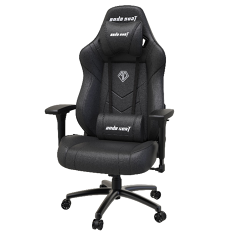 Dark Demon Premium Gaming Chair - Black - L