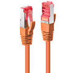 Cavo di Rete Cat.6 S/FTP Arancione, 1.5m