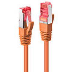 Cavo di Rete Cat.6 S/FTP Arancione, 2m