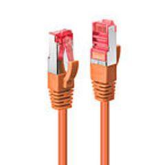 Cavo di Rete Cat.6 S/FTP Arancione, 3m