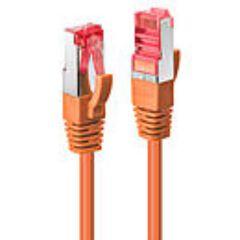 Cavo di Rete Cat.6 S/FTP Arancione, 7.5m