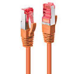 Cavo di Rete Cat.6 S/FTP Arancione, 15m