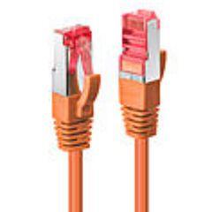 Cavo di Rete Cat.6 S/FTP Arancione, 30m