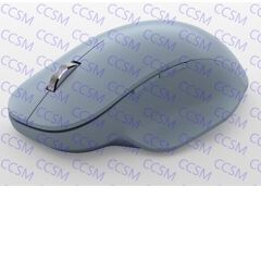222-00023=>>ERGONOMIC BLUETOOTH MOUSE GLACIER