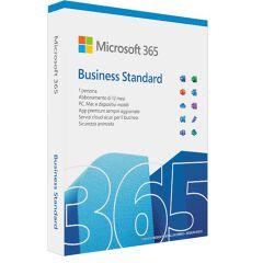 MICROSOFT 365 BUSINESS STD RETAIL