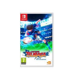 CAPTAIN TSUBASA RISE OF NEW CHAMPION