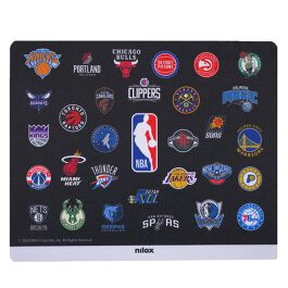 Mouse Pad NBA Black