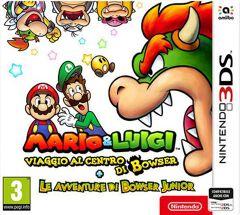 3DS MARIO   LUIGI BOWSER