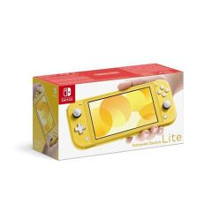 HW NINTENDO SWITCH LITE GIALLO