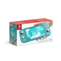 HW NINTENDO SWITCH LITE TURCHESE