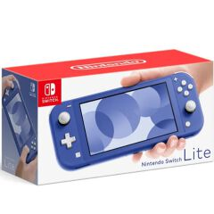 HW NINTENDO SWITCH LITE BLU