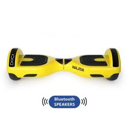 DOC HOVERBOARD PLUS YELLOW 6.5