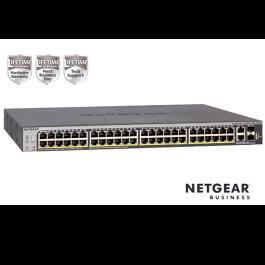 GS752TXP-100NES - Netgear Switch a 48 porte Gigabit 10/100/1000Mbps