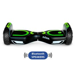 DOC 2 HOVERBOARD PLUS BLACK