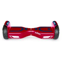 DOC 2 HOVERBOARD RED AND BLUE