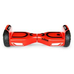 DOC 2 HOVERBOARD BLACK AND RED