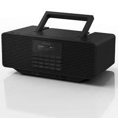 Radio FM/DAB+/CD/USB/AUX