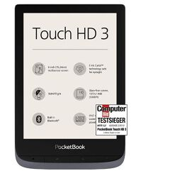 Pocketbook TOUCH HD3 Mettalic GRIS