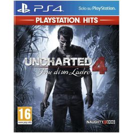 UNCHARTED 4:FINE DI UN LADRO HITS