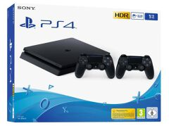 PS4 1TB F CHASSIS BLACK   DS4