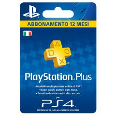 PLAYSTATION PLUS CARD HANG 365 DAYS