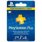 PLAYSTATION PLUS CARD HANG 90 DAYS