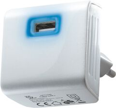 CARICATORE USB RETE 2400mA