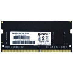 8GB S3+ SODIMM DDR4 2400MHz CL17