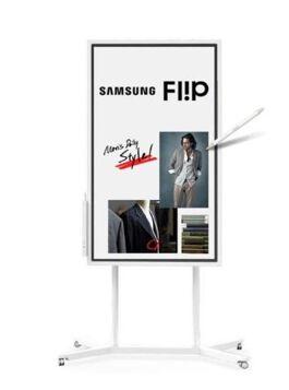 SAMSUNG FLIP 55 (CON STAND)