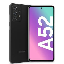 GALAXY A52S 5G ENT ED AWESOME BLACK