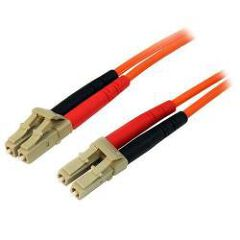 Cavo fibra 50/125 2 m LC/LC