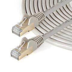 Cavo di rete Ethernet RJ45 CAT6a da 10m - Grigio
