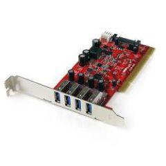 Scheda PCI a  4 porte USB 3.0