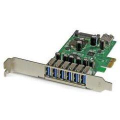 Scheda PCIe USB3.0 a 7 porte