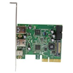 Scheda PCIe da 5 Porte USB 3.1