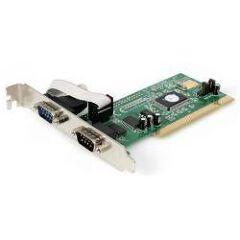 Scheda PCI a 2 porte RS-232