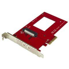 Scheda PCIe ad U.2 SFF-8639
