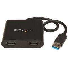 Adattatore USB a dual HDMI